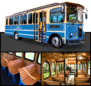 Trolley-Villager-Buses-for-sale