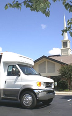 Church Bus Image