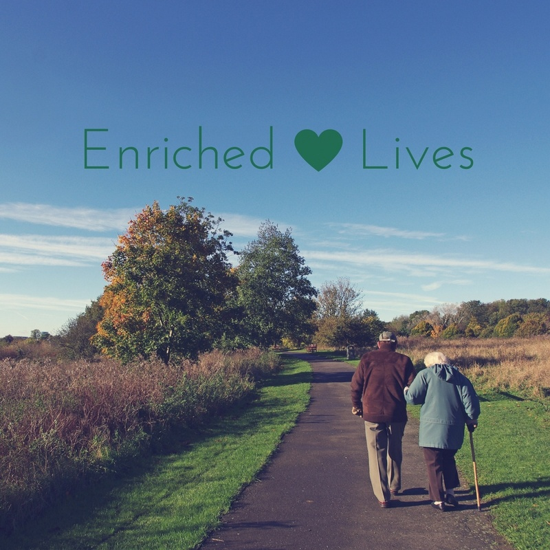 Enrich the Residents' Lives.