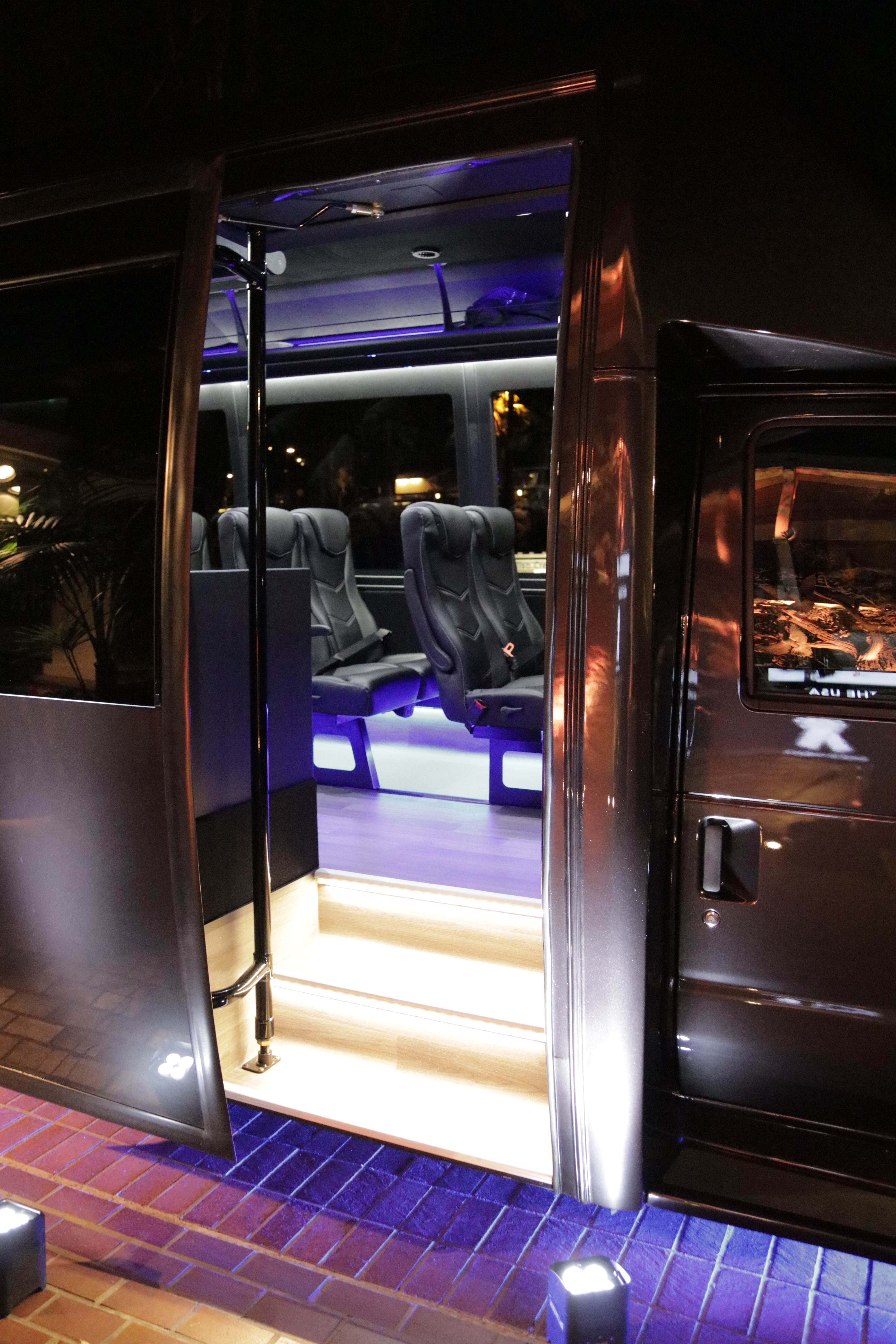 Luxury Buses for Sale by Creative Bus Sales