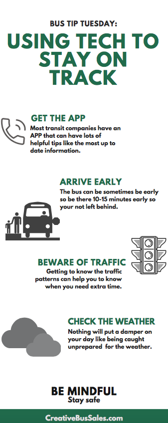 Bus Tip Tuesday
