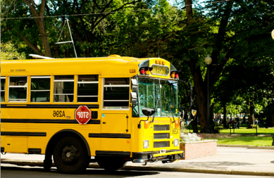 School Buses for Sale by Creative Bus Sales