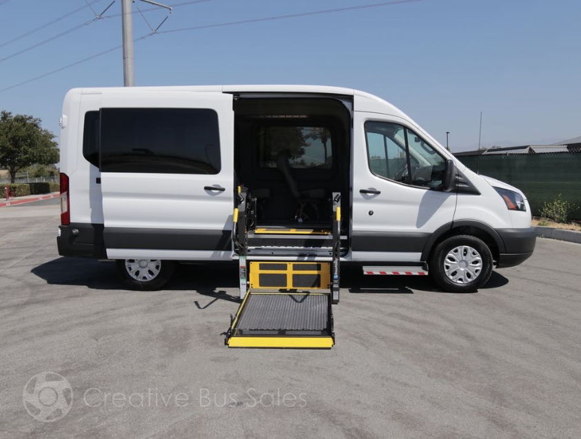 2017 TRANSIT WORKS SMARTACCESS 350FSL