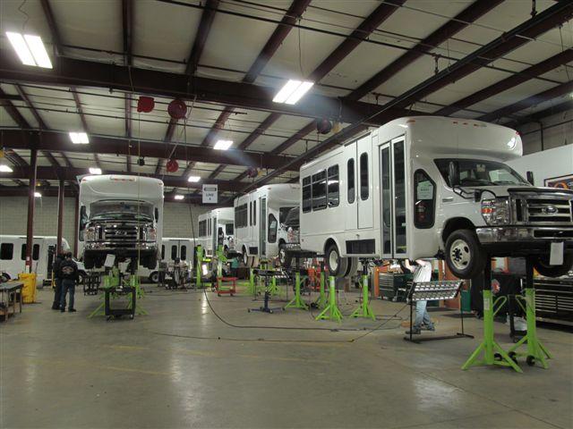 fleet conversion workshop