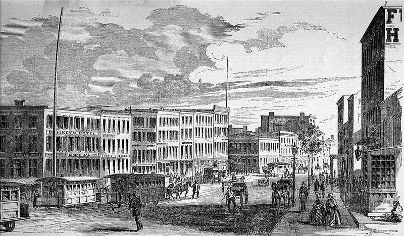 Origin of Public Trasportation in America